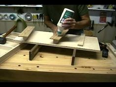 The Down To Earth Woodworking - Building a Bench Hook