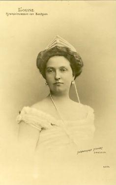 Crown Princess Louise of Saxony