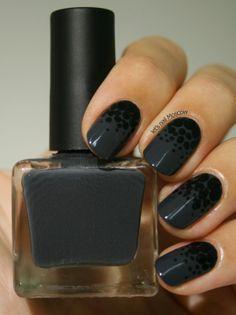 polka dots #nails #nailart