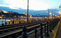 Beautiful view in Budapest