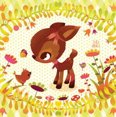 Bambi by Lilidoll, too cute 4 words