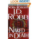 The first in a long series of books staring Eve Dallas (I'm talking somewhere in the 30's and going strong). The series is authored by Nora Roberts under the pen name J.D. Robb and the books are mysteries set 50 years in the future all featuring the same cast of characters.