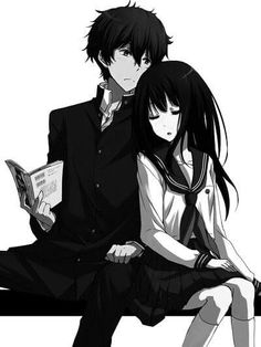 Hyouka. It was pretty boring at the beginning, but it kept turning up everywhere in YouTube, and what do I do? Of course try it again. It turned out to be a really cool kinda mystery anime sorta thing, not much action but you can see character development very well, yet the ending should have been better. Anyway, to summarize great anime if your into mystery and a touch of romance. :) very cute anime.