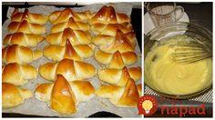 Výborné rožteky z majonézy. Naučila som sa ich robiť u svokry na Morave a mali veľký úspech. Odporúčam.