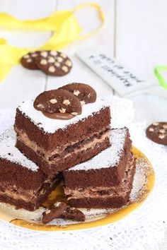 TORTA LIBIDINOSA PAN DI STELLE ricetta torta nutella e mascarpone