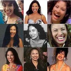 Beautiful Mexican Queen Selena.... Selena Quintanilla Perez, Selena Quintanilla Birthday, Selena Mexican, Selena And Chris Perez, Dont Forget To Smile, Don't Forget, Her Music, Celebs, Celebrities