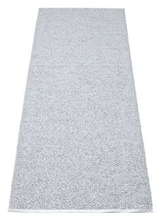 """pappelina rugs see all svea metallic grey"""