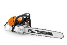 Nyhet: STIHL MS 500i - Verdens første motorsag med direkte... - Stihl Viking