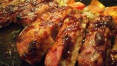 Chicken Wings, Sausage, Meat, Food, Sauces, Side Dishes, Yummy Recipes, Tasty Food Recipes, Happy