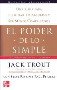 Reseña de «El poder de lo simple» ~ Libros de Management