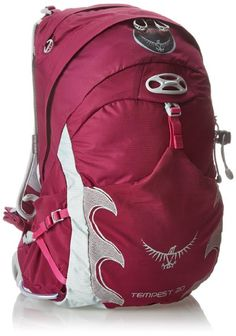 Osprey Packs Women's Tempest 20 Backpack, Mystic Magenta, Small/Medium