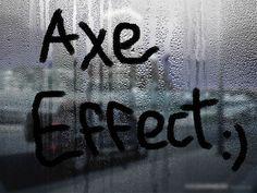 Mi Axe Rain Effect