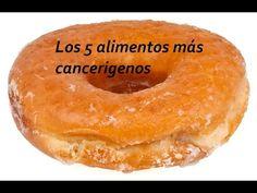 Los 5 alimentos más cancerigenos - YouTube
