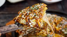 Popular Japanese food — Top 11 popular dishes in Japan but make the fame for Japanese cuisine - Living + Nomads – Travel tips, Guides, News & Information! Japanese Dishes, Japanese Food, Vinaigrette, Yaki Soba, Deep Fried Tofu, Types Of Sushi, Chicken Cutlets, Sweet Sauce, Pork Belly