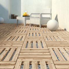 Suelos de madera para exterior - Leroy Merlin