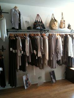 boutique style.