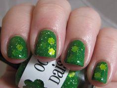 Pick More Daisies v2 - Flora & Fauna - Glitter Nail Polish