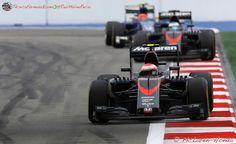 McLaren-Honda se enfrenta a 65 plazas de penalización en México #Formula1 #F1 #MexicanGP