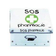 Boite de rangement pour les ampoules - Boite a pharmacie design ...