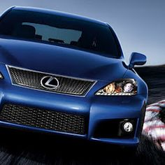 2012 Lexus ISF. Yes, please.