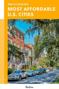 We found the happy meeting place of the coolest and most affordable cities in the country. Here are our ten picks. OK, now you can pack your bags. #cities #affordable #UnitedStates Stock Market Basics, Field Of Dreams, Cost Of Living, Meeting Place, Need Money, Home Trends, United States Travel, House Prices, Amazing Destinations