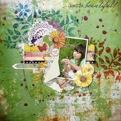 Berry71bleu : Hello Beautiful....by Marivic