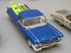 59 Cadillac Surf Wagon