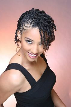 African Braids Hairstyles 680817668654950812 - These 3 Cute Flat Twist Hairstyles Take Winning Prize – For Being Some Of The Best Back To School Styles Ever – Source by Hair Twist Styles, Flat Twist Hairstyles, Braided Hairstyles, Curly Hair Styles, Natural Hair Styles, Kinky Twist Styles, Senegalese Twist Hairstyles, Dreadlock Hairstyles, School Hairstyles