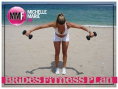 #Brides #Fitness Plan.  A Weight Loss Meal Plan &   #Wedding Workout for Brides.