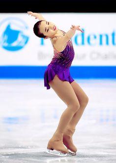Karen Chen(USA)