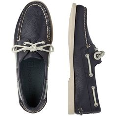 a07ffa6b16bd9d Men s Sperry Top-Sider Authentic Original Boat Shoes ( 65) ❤ liked on  Polyvore