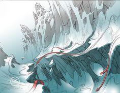 SSX_Deadly_Descents_concept_art_multipath-frozen_canyons.jpg 800×621 pixels