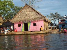 Vivienda Lacustre > Iquitos