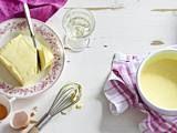 Sauce Hollandaise Rezept Bernaise, Geklärte Butter, Snacks, Camembert Cheese, Dairy, Recipes, Salsa, Hollandaise Sauce Recipes, Popular Recipes