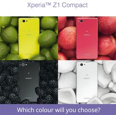 Sony Xperia Z1 Compact by clovetechnology