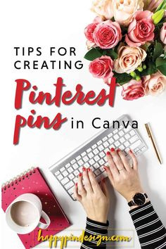 Create Pinterest pins using Canva and learn how to create your own templates. Design pins easily with the video tutorial and blog post, plus free templates! #freepinteresttemplates #videotutorial #pinterestpins Pinterest Design, Pinterest Pin, Pinterest Images, Light Crafts, Design System, Pinterest Marketing, Stock Market, Appointments, Create