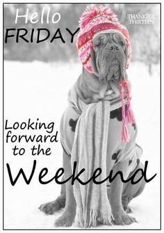 Happy Friday! ♥