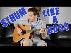 How to Improve Your Guitar Strumming - YouTube
