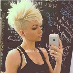 Edgy Haircuts 2016!  Hairstyles for Long Hair, Hairstyles for Short Hair,