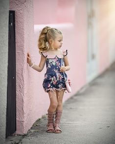 Get your Wise And Wonderful Dress before its too late! Cute Little Girl Dresses, Little Girl Models, Dresses Kids Girl, Cute Outfits For Kids, Little Girl Fashion, Toddler Girl Outfits, Fashion Kids, Little Girl Clothing, Little Girl Style