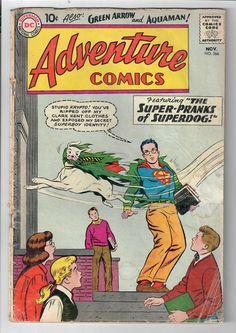 ADVENTURE COMICS #26 - Grade 4.0 - Silver Age Superboy, Aquaman & Green Arrow!  http://www.ebay.com/itm/ADVENTURE-COMICS-26-Grade-4-0-Silver-Age-Superboy-Aquaman-Green-Arrow-/302264483448?roken=cUgayN&soutkn=h9tLqS