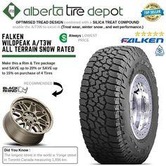 235/75R15 Falken WildPeak A/T AT3W - 109T 3PMS Rubber Industry, Falken Tires, Service Map, Ford Diesel, Truck Tyres, Ideas, Thoughts