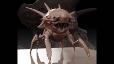 Tips & Tricks on Building Compelling Creatures in ZBrush, Building Compelling Creatures in ZBrush, Building Creatures in ZBrush, Modeling Creatures in ZBrush, Wacom, ZBrush, Luis Carrasco, Compelling creatures, Industrial Light and magic, Character, concept artist, Character concept, character design, 3d, Zbrush Tutorials, Free Zbrush Tutorials, Zbrush Tutorial