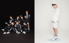 PUMA X BTS - campaign - collections