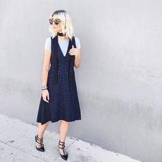 navy is the new black #fallfeels  http://liketk.it/2pd7R @liketoknow.it #liketkit