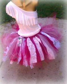 Adult tutu tutu Adult tutu dress wedding garden rose