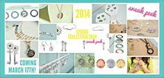 Origami Owl Spring 2014.  New charms, new dangles, new lockets and earrings! www.robynsue.origamiowl.com