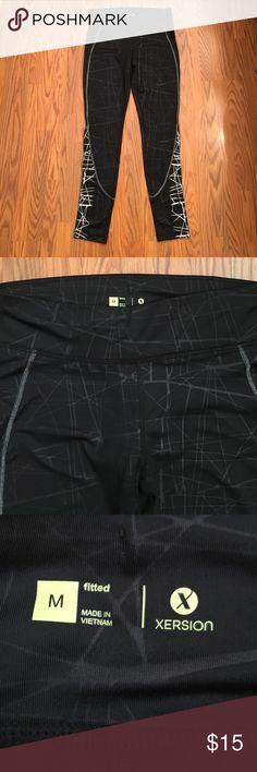 Xersion Workout pants Size medium. Worn once xersion  Pants