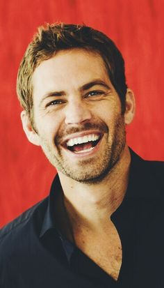 Paul Walker. Seriously the best looking actor there was.