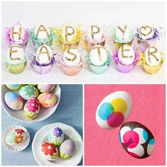 Great ideas to decorate Easter eggs http://zpravynovinky.cz/index.php/1191-skvele-napady-jak-ozdobit-velikonocni-vajicka.html #great #ideas #decorate #easter #eggs